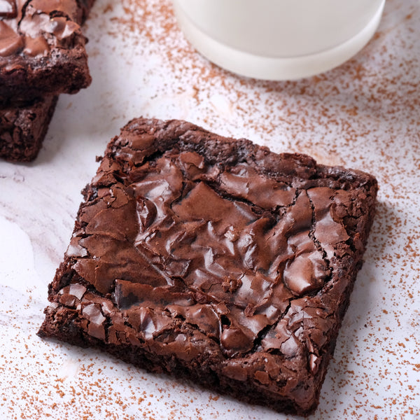 Flourless Fudge Cookie