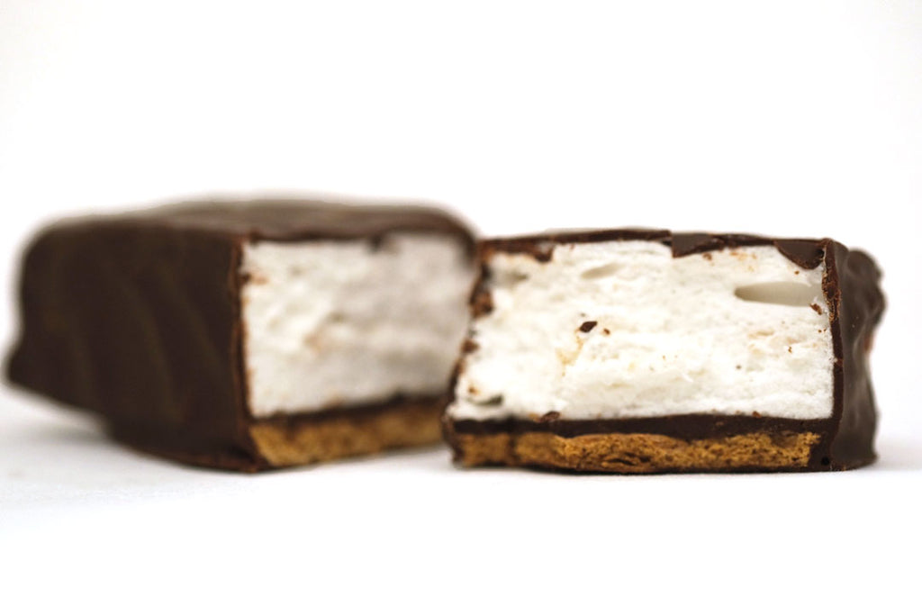 Garcia Nevett - Chocolate covered s'mores