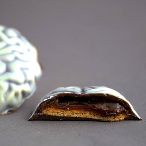 Chocolate Brain - Halloween chocolate
