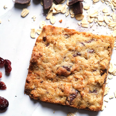 Oatmeal Cranberry Chocolate Chip Cookie