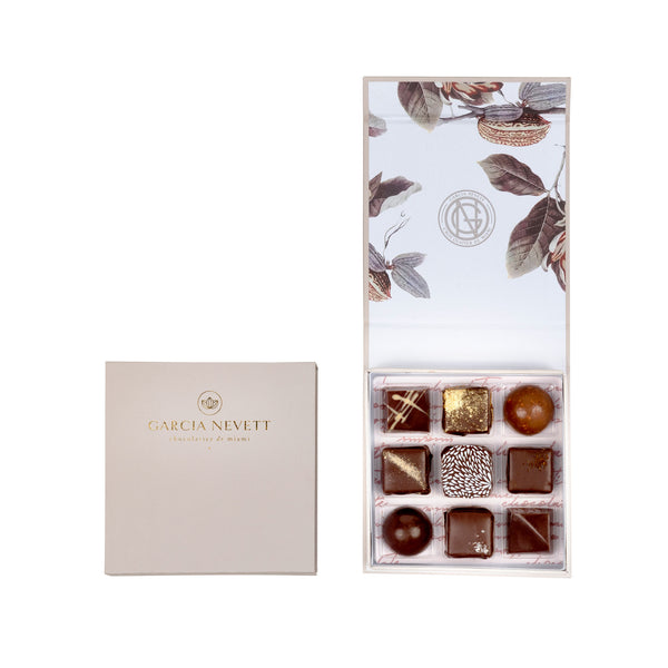 Chocolatier de miami - 9ct chocolate box