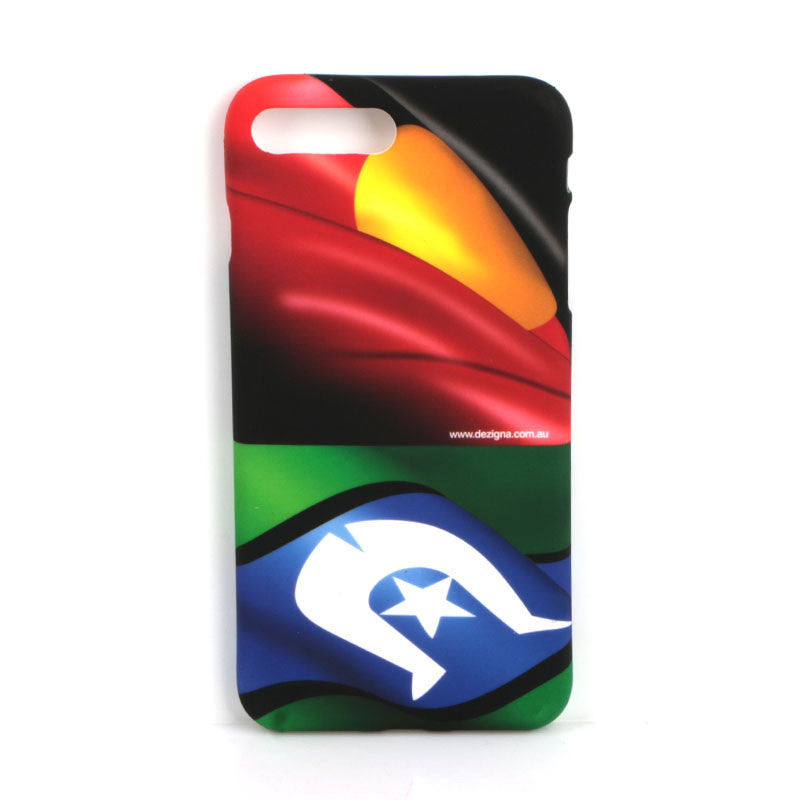 Mobile Phone Case 'Flag' Design - Dezigna