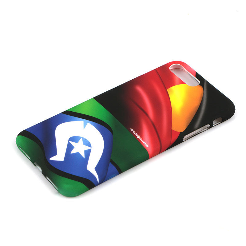 Mobile Phone Case 'Flag' Design