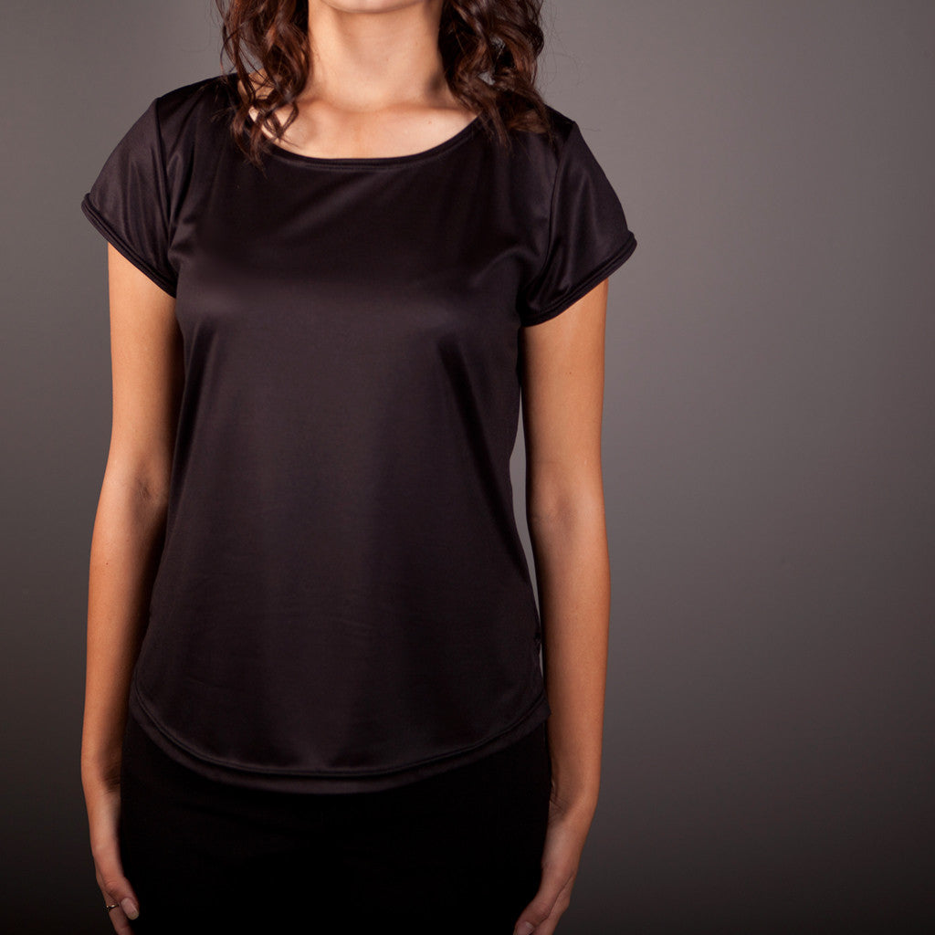 Top - Ladies - Black - Dezigna