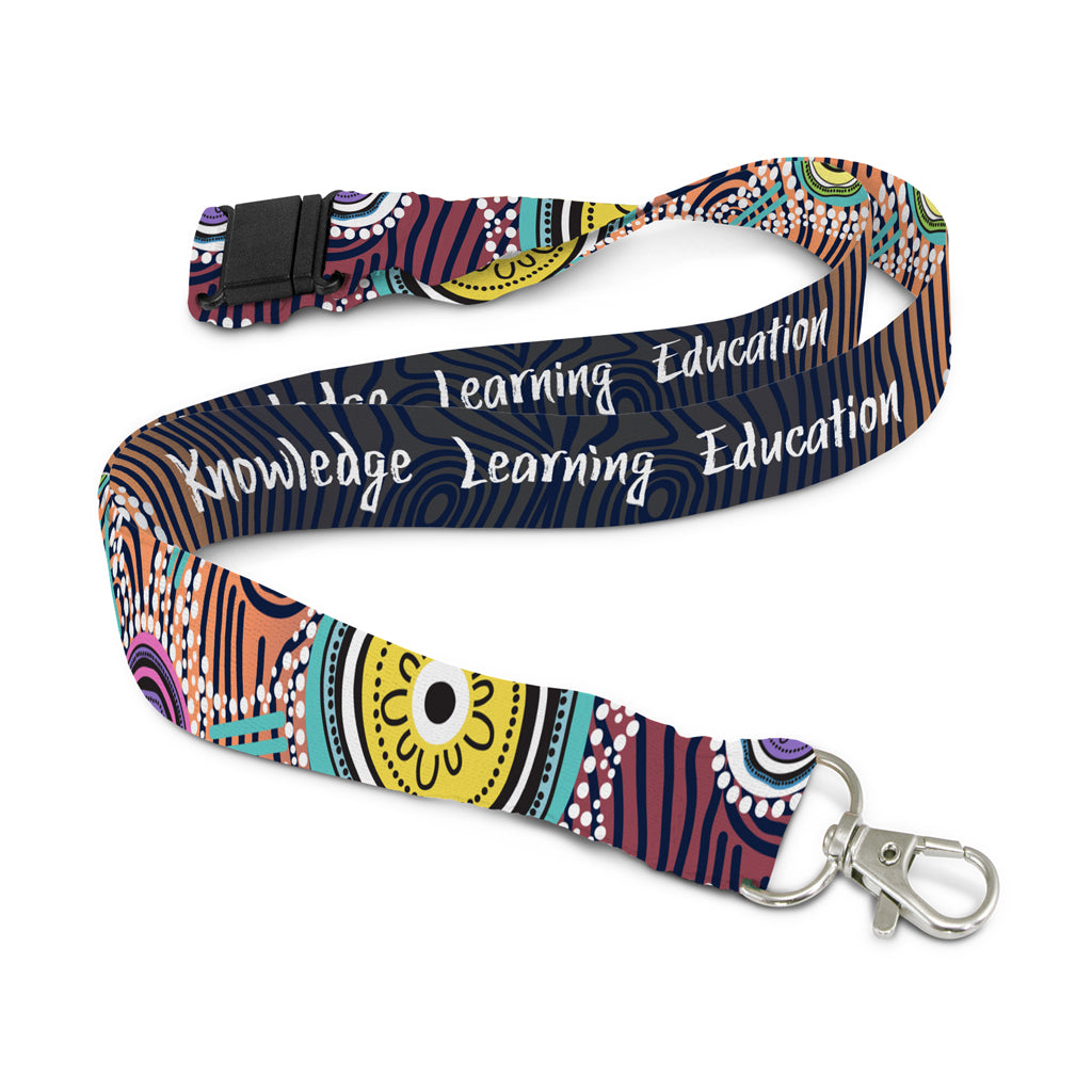 Education Range - 50 Quantity Lanyards Pack