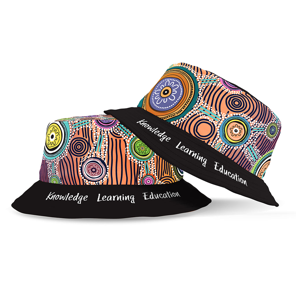 Bucket Hat - Adults - Education Range - PRE ORDER - Dezigna