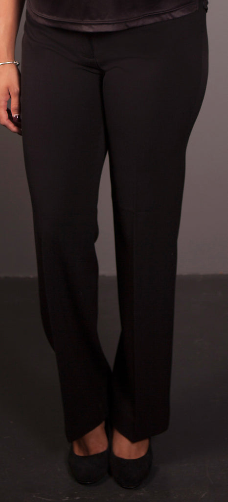 Pant - Ladies 'Eve' - Black - Dezigna