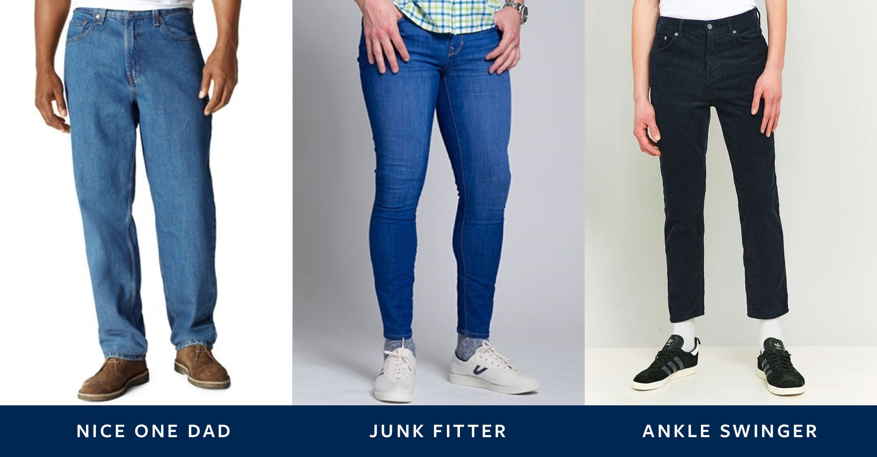 Stop Wearing Bad Jeans Competition