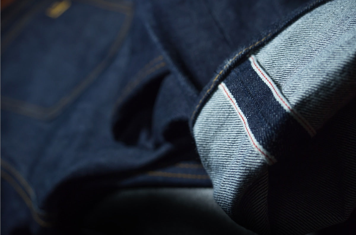 The science of denim - What on earth is Selvedge?