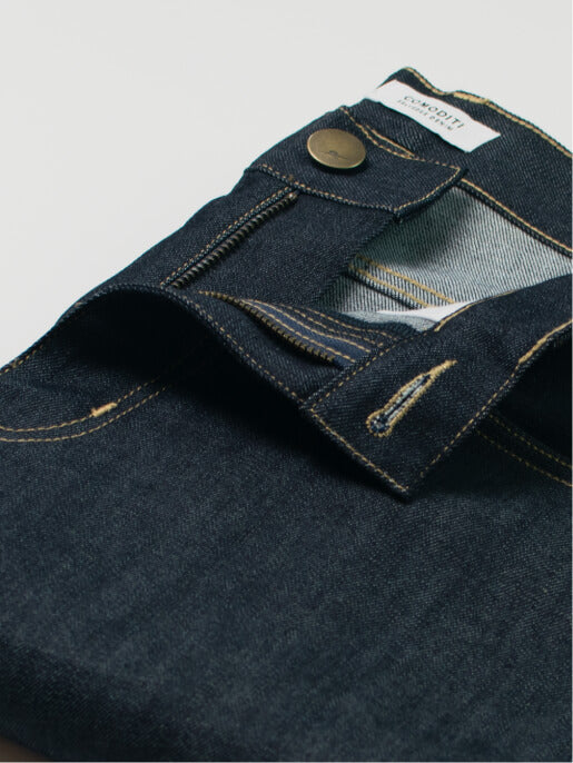 Lightweight Selevedge Jeans