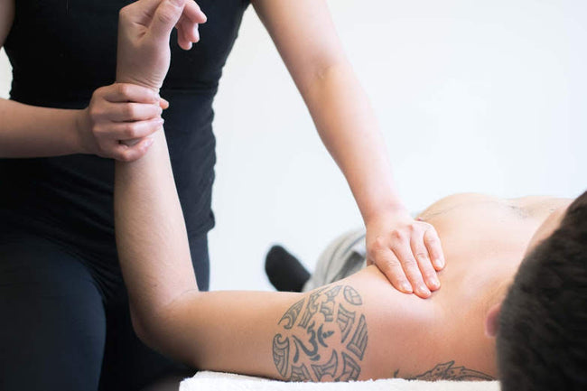 Using Massage Therapy to support your training and recovery