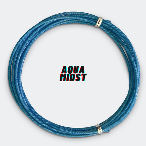 Live Wire Coated Cable