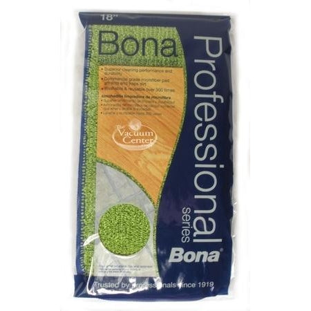 Bona Pro Series Microfiber Cleaning Pad 18-Inch  AX0003443