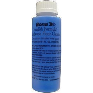 Concentrated Bona Swedish Formula Floor Cleaner