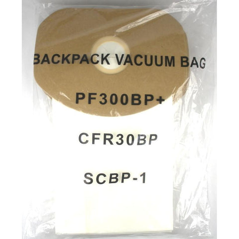 Genuine Carpet Pro BackPack bags - 10 Pack