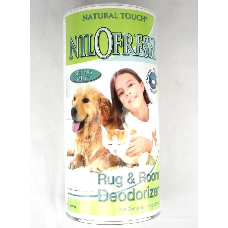 Spring Mint Nilofresh Powdered Rug and Room Deodorizer - TheVacuumCenter.com
