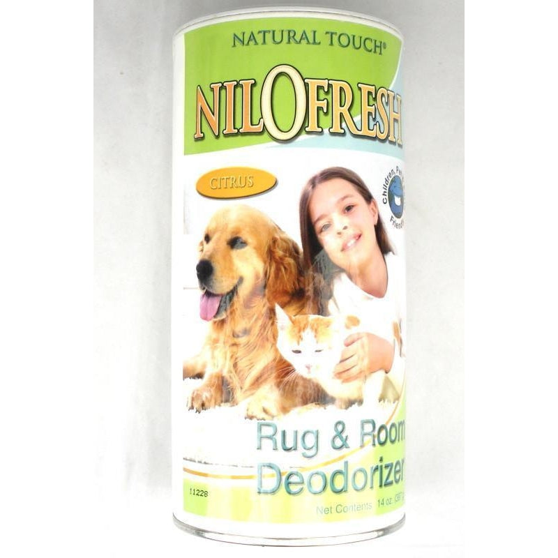 Citrus Nilofresh Powdered Rug & Room Deodorizer