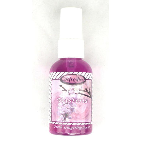 Refresher Liquid Spray Fragrance - Wisteria