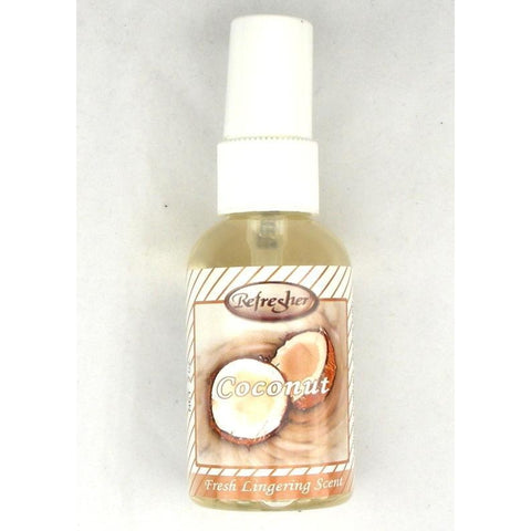Refresher Liquid Spray Fragrance - Coconut