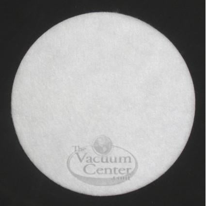 Genuine Filter Queen Optima Secondary Filter   Manufacturer Part No.: 2404002800 - TheVacuumCenter.com