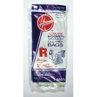 Package of 5 Genuine Hoover Type R Bags - TheVacuumCenter.com