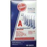 Package of 10 Genuine Hoover Type A MicroFilter Bags - TheVacuumCenter.com