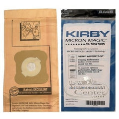 Kirby Micron Magic Filtration G Series Bags 197394 (9 Pack) + 1 FREE Belt - TheVacuumCenter.com