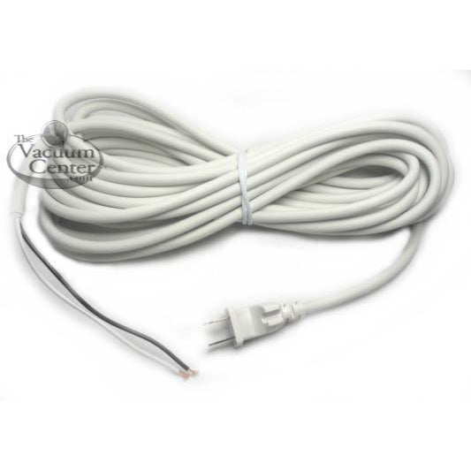 Replacement Oreck 30 ft Cord, White   Manufacturer Part No.: OR-3030-1 - TheVacuumCenter.com