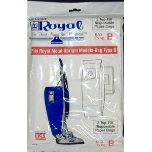Royal Dirt Devil Type B Vacuum Bags - 10 per Pack