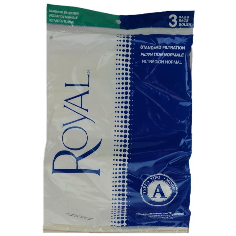 Royal Vacuum Bag, Royal Type A Upright - TheVacuumCenter.com