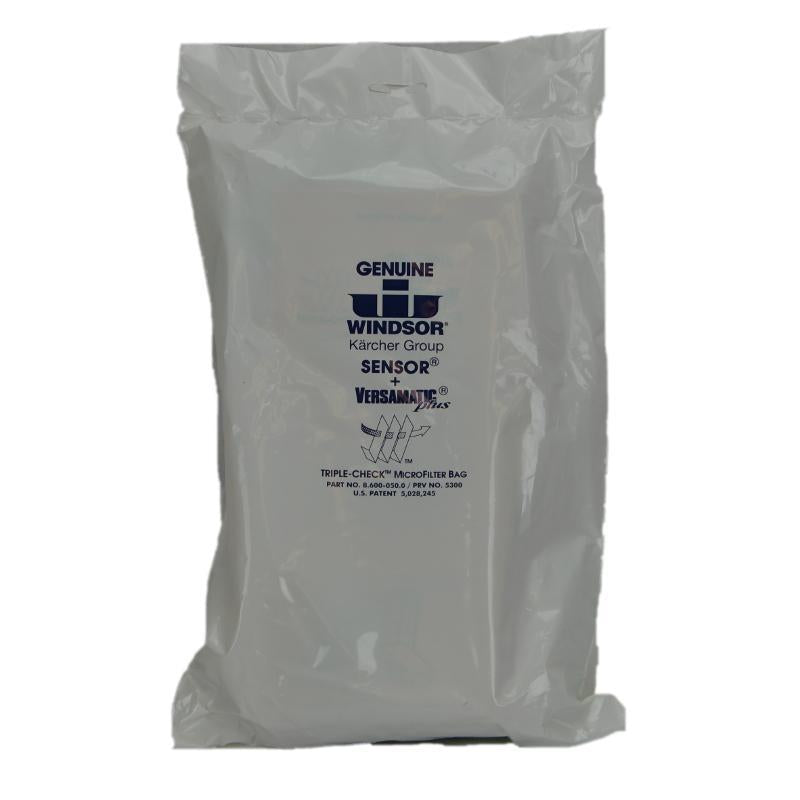 Windsor Sensor and Versamatic Plus Micron Filter Vacuum Bags - TheVacuumCenter.com