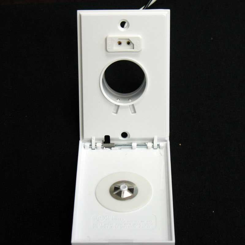 SuperValve with 110v and Full Face Plate-White   Manufacturer Part No.: 792060W