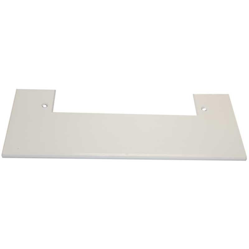 Central Vac White Quick Trim Face Plate