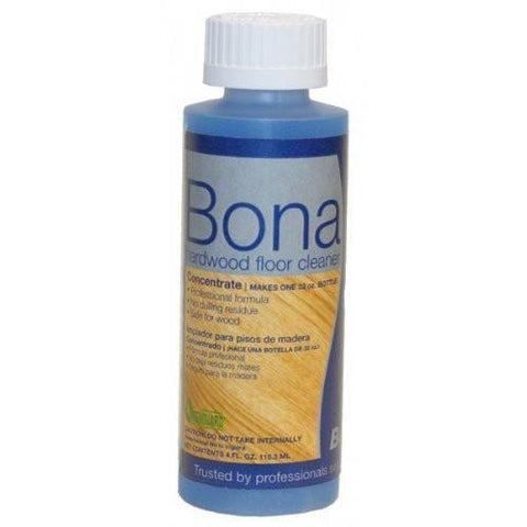 Bona Professional Series Hardwood Floor Cleaner Concentrate, 4 oz.