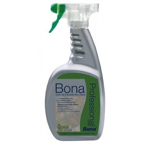 Bona Professional Stone, Tile and Laminate Cleaner Spray, 32 oz.