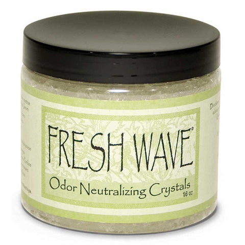 Fresh Wave Crystal Gel 16oz Jar