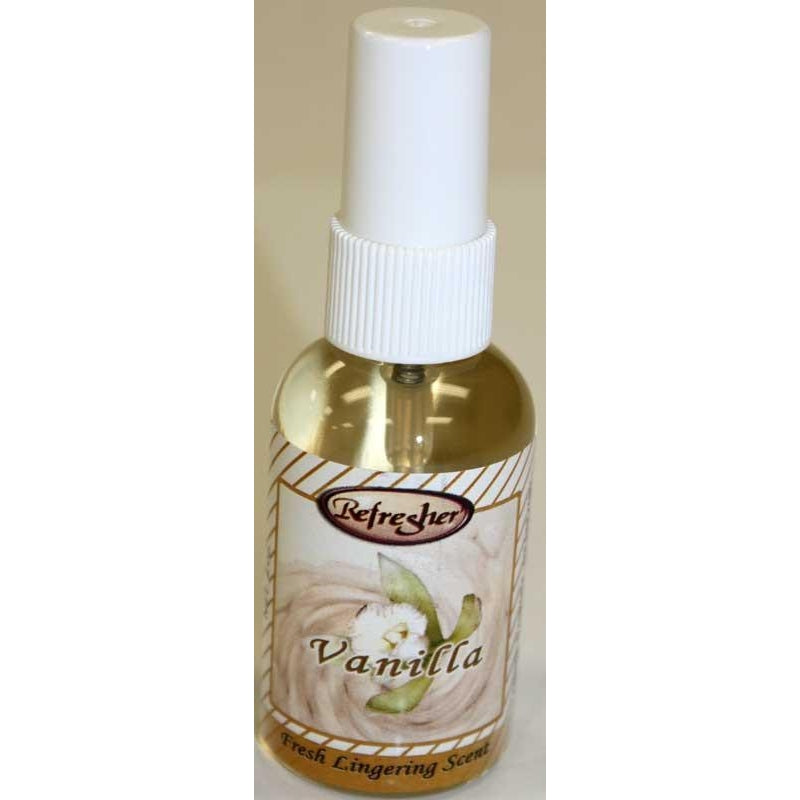Refresher Liquid Spray Fragrance - Vanilla - TheVacuumCenter.com