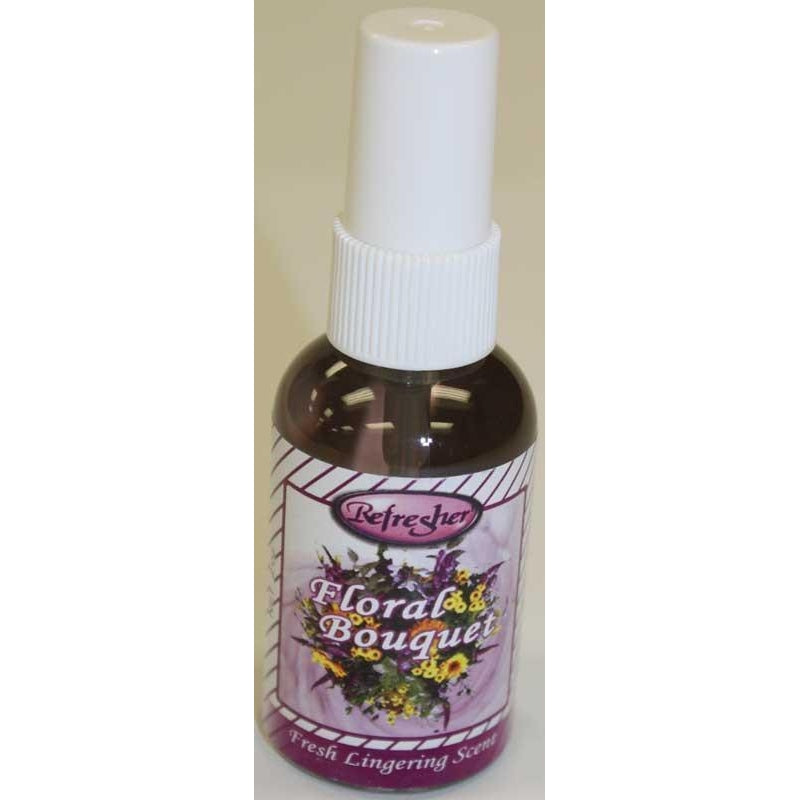 Refresher Liquid Spray Fragrance - Floral Bouquet - TheVacuumCenter.com