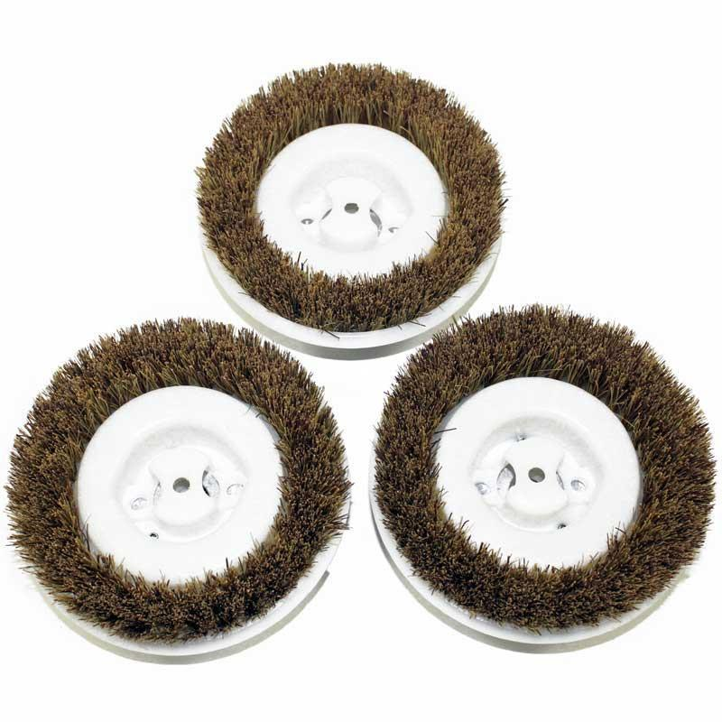 Package of 3 Replacement Electrolux Scrub Brushes  Manufacturer Part No.: 5936