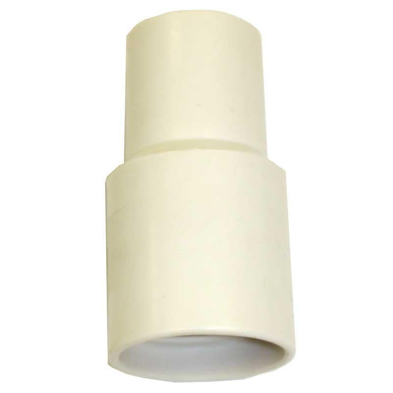 Generic Beige Hose Cuff - Wand End for Central Vac 1-1/4""