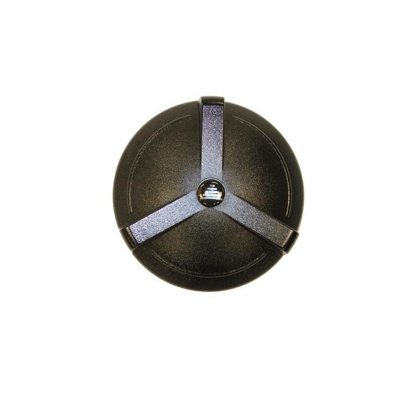 Genuine Filter Queen Dome Cap, Black   Manufacturer Part No.: 4073000701 - TheVacuumCenter.com