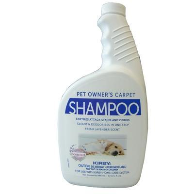 Genuine Kirby Pet Formula Foaming Shampoo 32oz Part Number: 235406SW