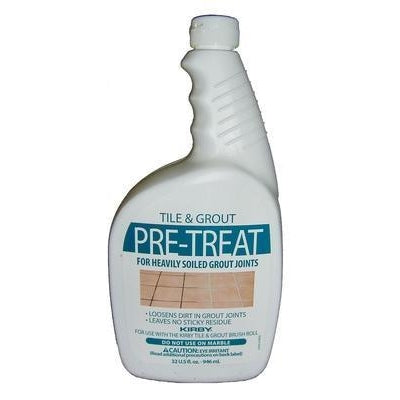 Kirby Tile and Grout Pre-Treat - Genuine Kirby - 32oz Bottle - TheVacuumCenter.com