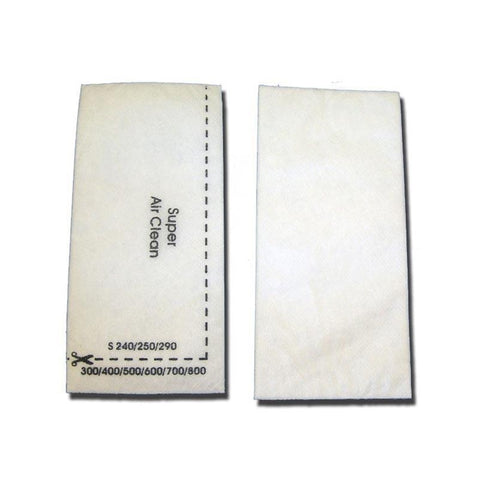 Replacement Miele S227/S858/S4000/S5000 Filter - 3 Pack