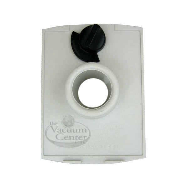 Genuine Oreck Buster B White Door Assembly - TheVacuumCenter.com