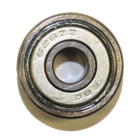 Brushroll bearing for Upright Models   Manufacturer Part No.: 626-ZZ