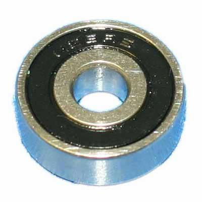 Generic 6mm Neoprene Sealed Brushroll Bearing - TheVacuumCenter.com