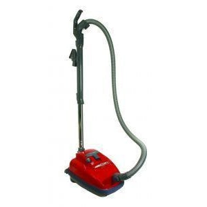 SEBO 9687AM K3 Air Belt Red Canister Vacuum with Power Nozzle