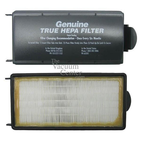 Genuine Eureka Exhaust HF9 HEPA Filter     Manufacturer Part No.: 60285F-2