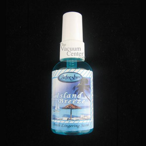 Refresher Liquid Spray Fragrance - Island Breeze - TheVacuumCenter.com